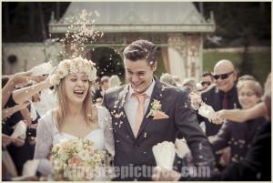 Hochzeitsfotografie in Niederösterreich
