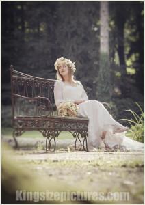 Hochzeitsfotografie romantisch