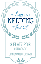 Gewinner Austrian Wedding Award 2018
